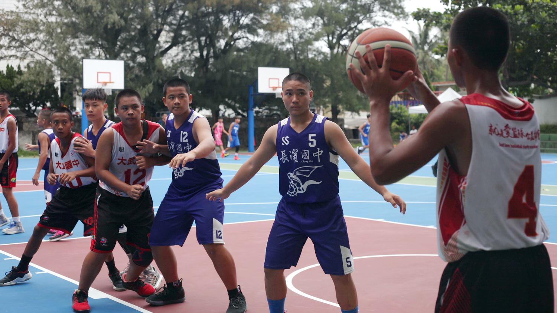 108年度大武青武盃少年籃球邀請賽。