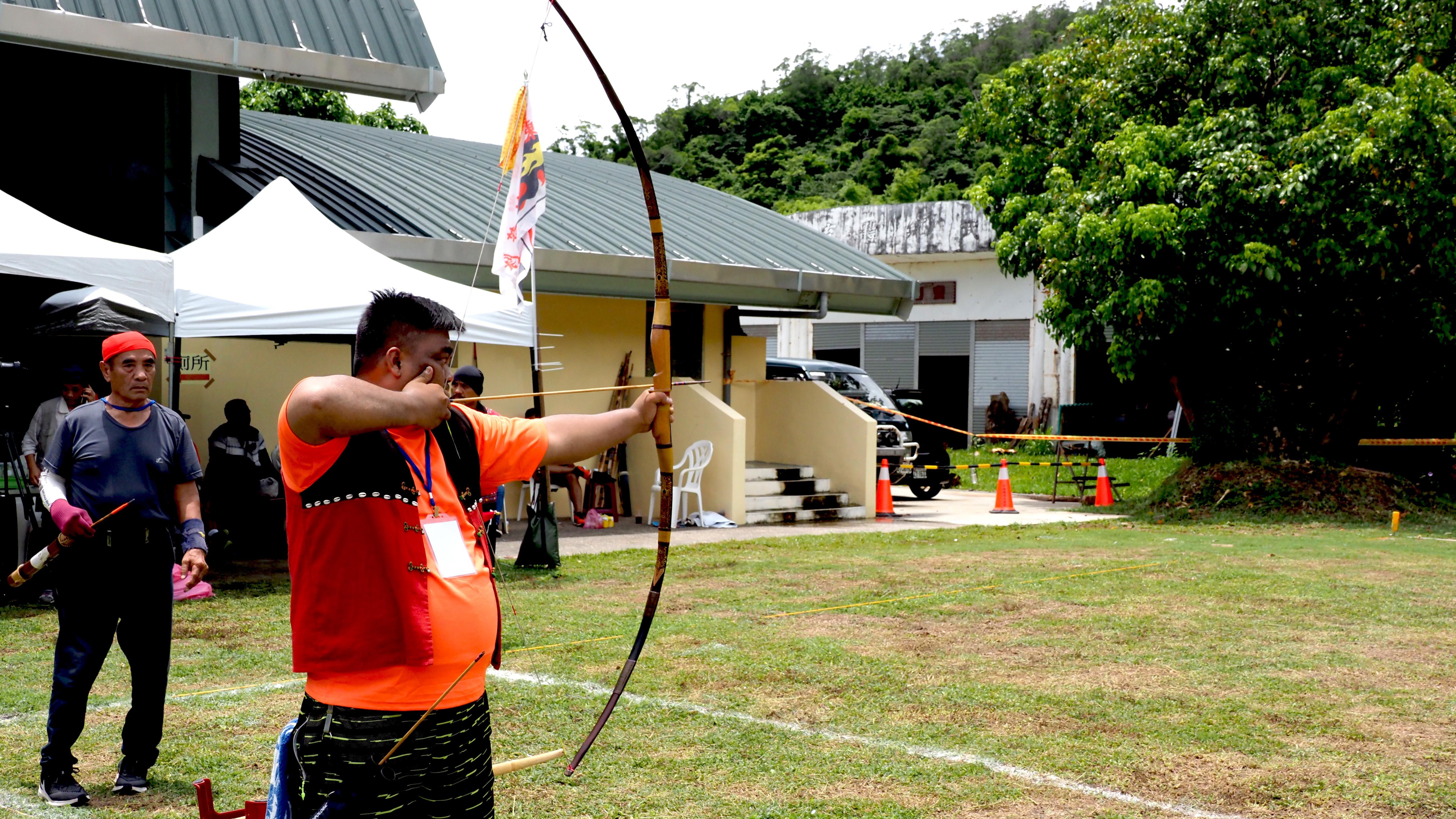 2020箭康大武原住民傳統射箭邀請賽